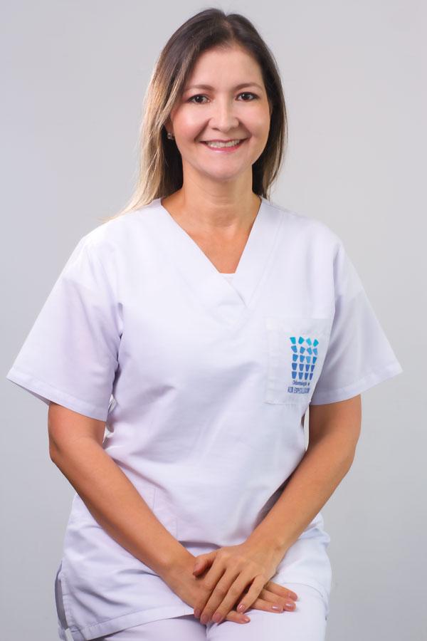 Nuestra directora la Dra. Ana Fernanda Soto